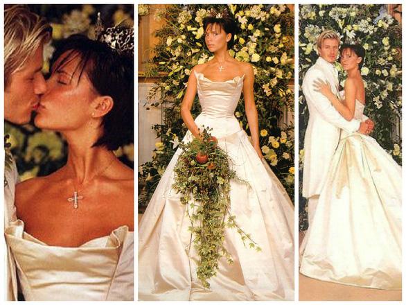 Ngắm lại những chiếc váy cưới nổi tiếng nhất thế giới - Ảnh 12.