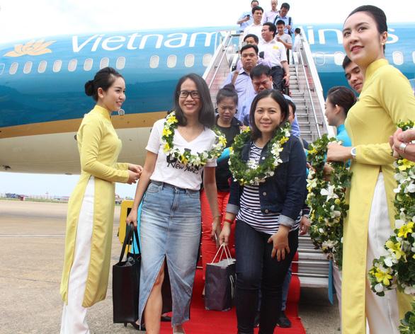 Vietnam Airlines bước vào năm 2018 - Ảnh 2.