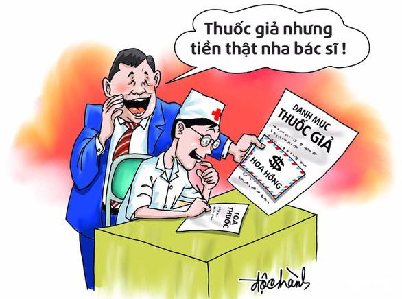 Đề nghị truy tố giám đốc VN Pharma Nguyễn Minh Hùng tội buôn bán thuốc giả - Ảnh 2.