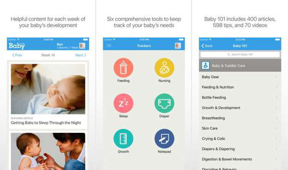 Những ứng dụng giúp bạn quản lý, chăm sóc con bằng điện thoại - Ảnh 5.