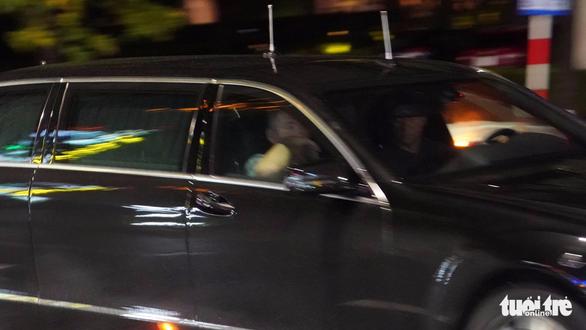 Ngắm đoàn siêu xe Tổng thống Putin trên đường phố Đà Nẵng - Ảnh 8.
