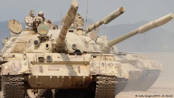 Thế giới càng biến động, Mỹ càng bán nhiều vũ khí - Ảnh 1.