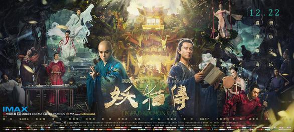 Những bộ phim được chờ đón trên màn ảnh Hoa ngữ tháng 12 - Ảnh 3.