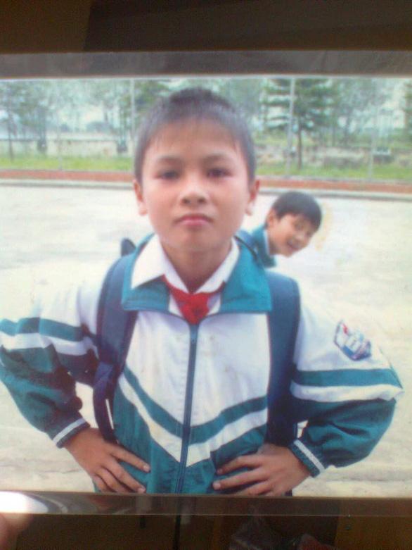 Loạt ảnh bé thơ đốn tim fan nữ của U23 Việt Nam - Ảnh 7.