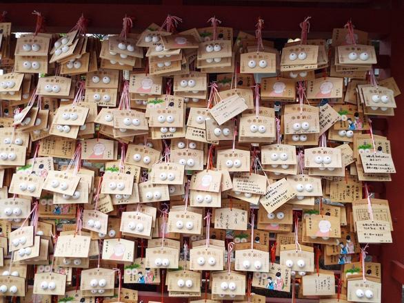 Ngôi đền Nhật Bản thờ bầu ngực phụ nữ - Ảnh 2.