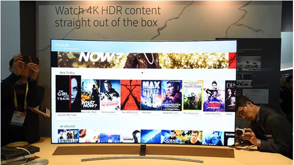 AI và IoT sẽ nâng tầm Smart TV của Samsung - Ảnh 1.