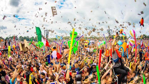 Lễ hội âm nhạc và ma túy: Cái nhìn từ Úc - Ảnh 1.