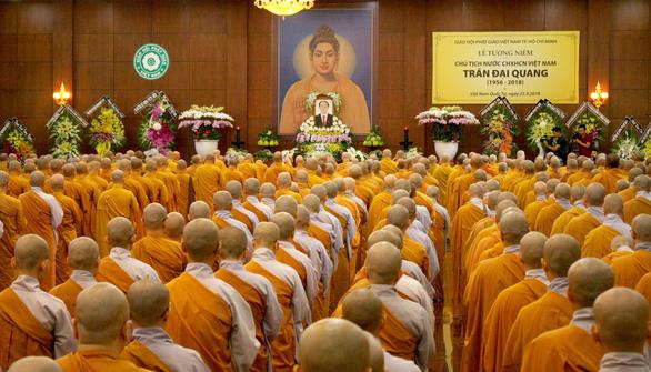 Quốc tang 2 ngày tưởng niệm Chủ tịch nước Trần Đại Quang - Ảnh 1.
