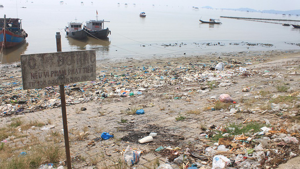 Rác thải nhựa đổ ra biển: ô nhiễm trắng! - Ảnh 4.