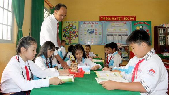 Dự án trường học mới VN sẽ không bị lãng phí - Ảnh 1.