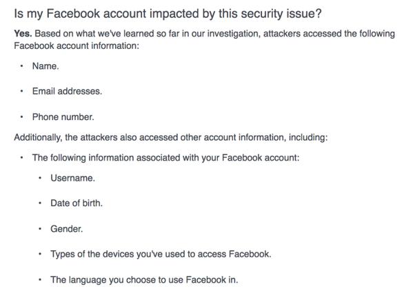 30 triệu tài khoản Facebook bị tấn công, cách kiểm tra tài khoản của bạn - Ảnh 3.