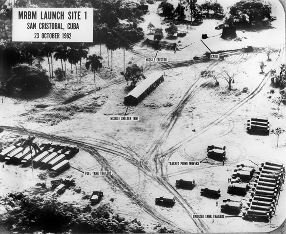 Điệp viên - sinh nghề tử nghiệp - kỳ 7: Tên lửa hạt nhân ngay cửa ngõ nước Mỹ - Ảnh 2.
