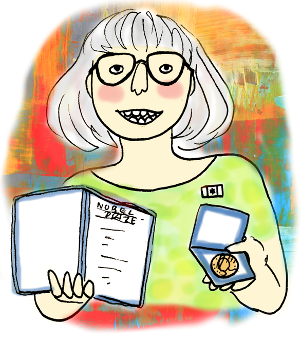 Những phụ nữ Nobel, kỳ 3: Cuộc chờ đợi 55 năm của Nobel Vật lý - Ảnh 3.