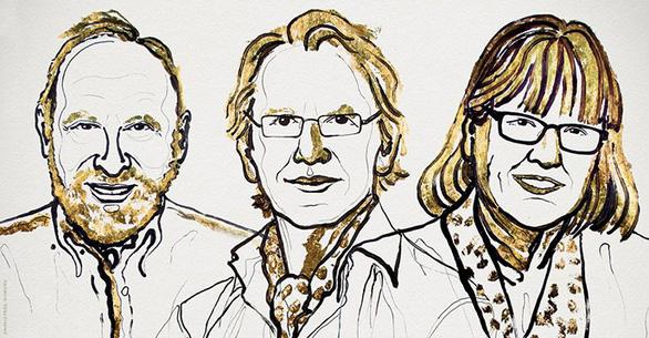 Những phụ nữ Nobel, kỳ 3: Cuộc chờ đợi 55 năm của Nobel Vật lý - Ảnh 2.