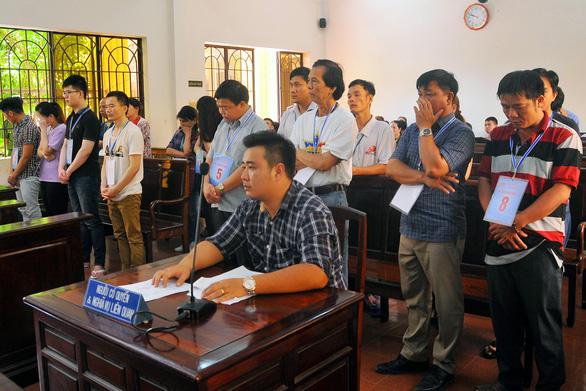 Nhóm cờ bạc tiền tỉ do người Trung Quốc điều hành lãnh án - Ảnh 2.