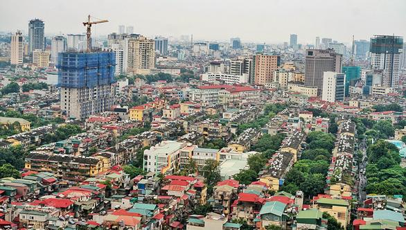 Điều chỉnh cục bộ quy hoạch chung thủ đô Hà Nội - Ảnh 1.