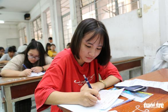 Đại học rục rịch thay đổi phương thức tuyển sinh 2019 - Ảnh 1.