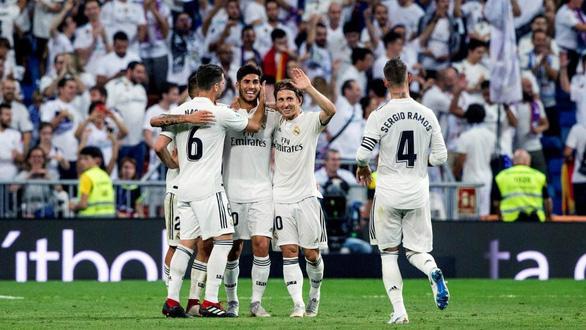 Real phản đối 'ra mặt' trận đấu La Liga trên đất Mỹ - Ảnh 1.