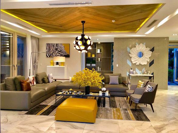 Thảm trải sàn, điểm nhấn mới trong xu hướng thiết kế hiện đại - Ảnh 1.