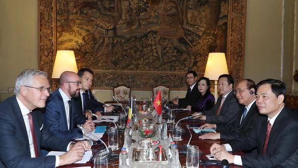 Bỉ giúp Việt Nam phát triển nông nghiệp sạch - Ảnh 1.