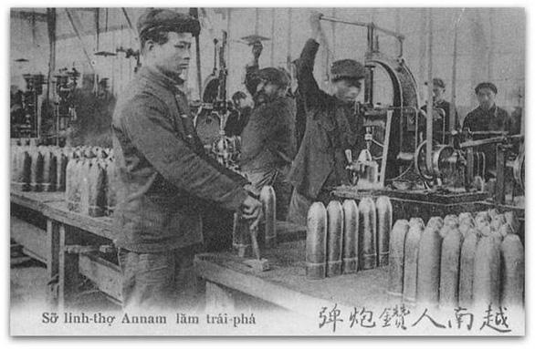 Dựng pa-nô về người Việt  trong Thế chiến I - Ảnh 2.