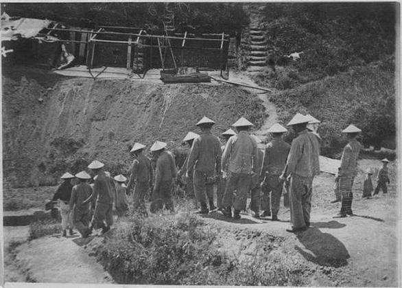 Dựng pa-nô về người Việt  trong Thế chiến I - Ảnh 1.