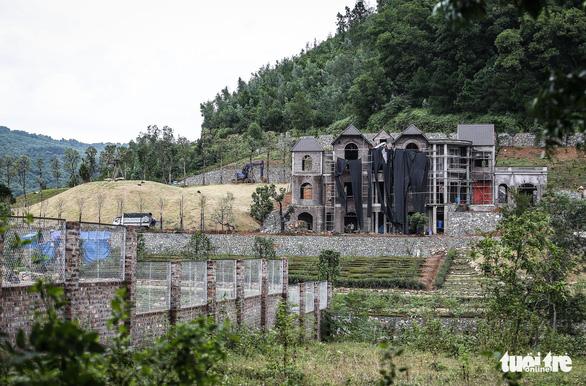 Hàng loạt dự án mọc lên giữa rừng phòng hộ Sóc Sơn - Ảnh 3.