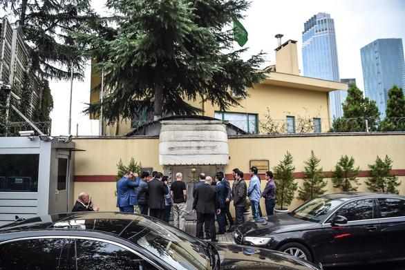 Thổ Nhĩ Kỳ nghi vụ nhà báo mất tích liên quan thái tử Saudi Arabia - Ảnh 1.