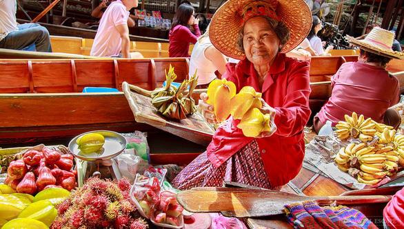 Từ câu chuyện thanh long, nhìn sang nông nghiệp Thái - Ảnh 1.