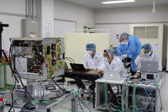 Việt Nam phóng vệ tinh siêu nhỏ NanoDragon cuối năm nay - Ảnh 1.