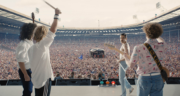 Rami Malek có thể được đề cử Oscar cho vai thủ lĩnh ban nhạc Queen - Ảnh 8.