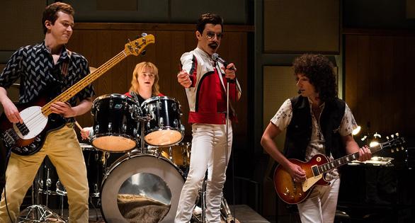 Rami Malek có thể được đề cử Oscar cho vai thủ lĩnh ban nhạc Queen - Ảnh 1.