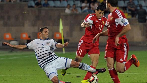 Những hình ảnh hấp dẫn của UEFA Nations League - Ảnh 5.