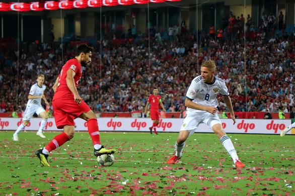 Những hình ảnh hấp dẫn của UEFA Nations League - Ảnh 1.