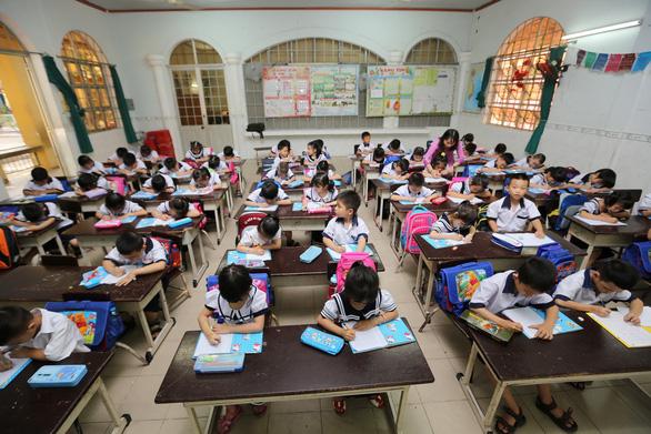 Bộ trưởng Phùng Xuân Nhạ: Sớm công bố đường hướng đổi mới giáo dục - Ảnh 5.