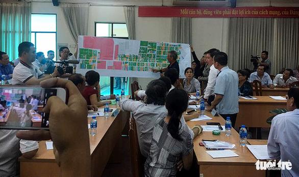 Chủ tịch UBND TP.HCM xin lỗi người dân Thủ Thiêm - Ảnh 1.