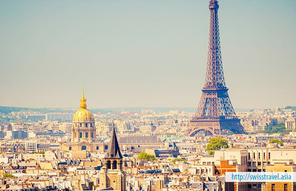 Pháp - Thụy Sĩ - Ý: Tour Tết Nguyên đán 2019 - Ảnh 1.