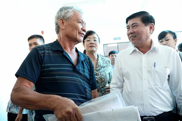 Chủ tịch UBND TP.HCM xin lỗi người dân Thủ Thiêm - Ảnh 4.