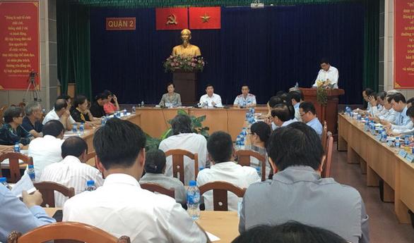 Chủ tịch UBND TP.HCM xin lỗi người dân Thủ Thiêm - Ảnh 6.