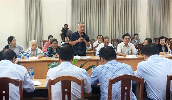Chủ tịch UBND TP.HCM xin lỗi người dân Thủ Thiêm - Ảnh 8.