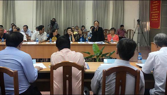 Chủ tịch UBND TP.HCM xin lỗi người dân Thủ Thiêm - Ảnh 9.