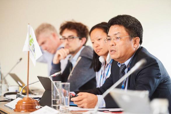 Việt Nam giữ vị trí chủ tịch Ủy ban Vệ tinh quan sát Trái đất - Ảnh 2.