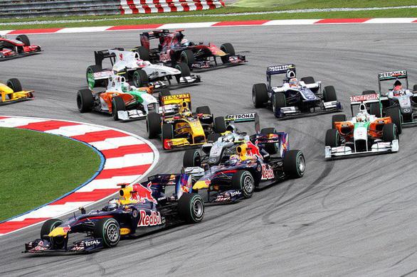 Tháng 11 công bố giải đua xe F1 tại Việt Nam - Ảnh 1.