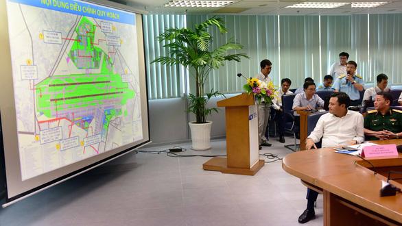 Diện mạo mới sân bay Tân Sơn Nhất - Ảnh 1.