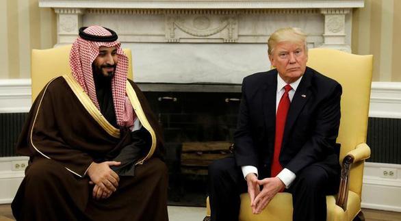 Giới tài chính Mỹ đánh giá thấp bài tẩy giá dầu của Saudi Arabia - Ảnh 1.