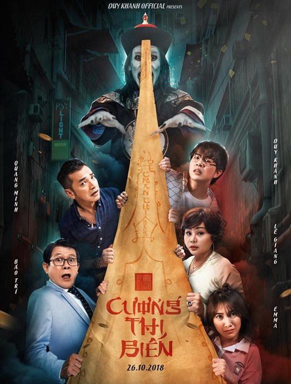 20-10: Hoài Lâm không nghiện, Akira Phan lên TV, Duy Khánh trở lại - Ảnh 3.