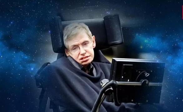Nhà bác học Stephen Hawking: Chúa không tồn tại! - Ảnh 1.