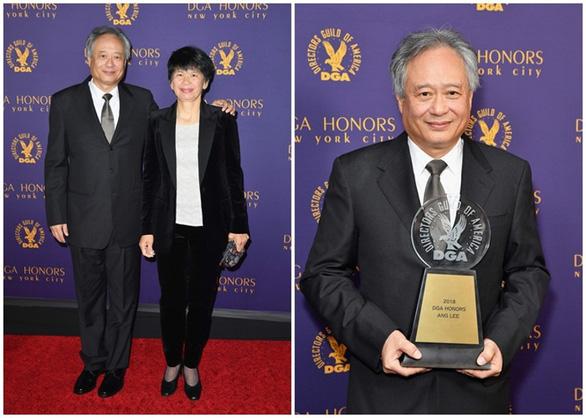 Đạo diễn Lý An nhận giải thưởng Thành tựu sự nghiệp của DGA, Mỹ - Ảnh 1.