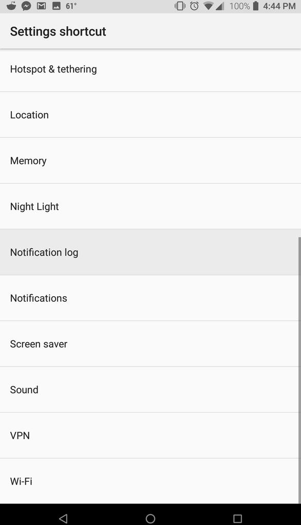 Cách xem lại tin thông báo bỏ lỡ trên điện thoại Android - Ảnh 3.