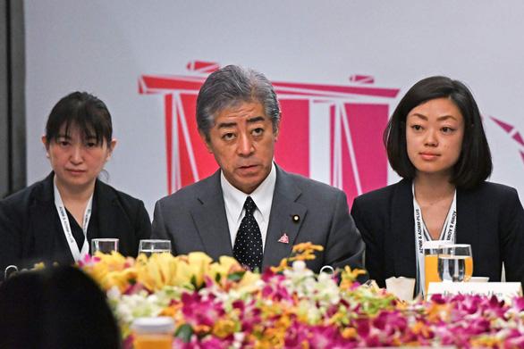Nhật Bản muốn tăng cường hợp tác không quân với ASEAN - Ảnh 1.